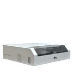 """Шкаф настенный SOHO 19"""" 5U:3U+2U292x300, цвет серый"""
